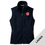 L219 - W321E001 - EMB - Ladies Fleece Vest
