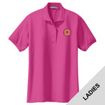 L500 - W321E001 - EMB - Ladies Pique Polo