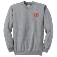 PC90 - W321E001 - EMB - Crewneck Sweatshirt