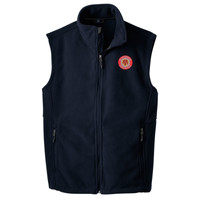 F219 - W321E001 - EMB - Fleece Vest