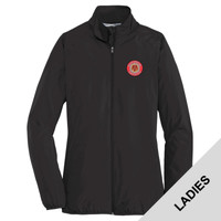 L344 - W321E001 - EMB - Ladies Full Zip Jacket