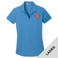 L572 - W321E001 - EMB - Ladies Wicking Polo